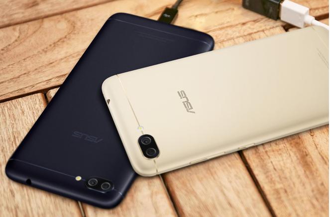 Смартфон ZenFone 4 Max оценён в 13 900 рублей