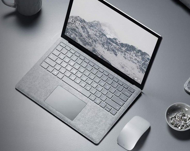 Ноутбук Microsoft Surface Laptop