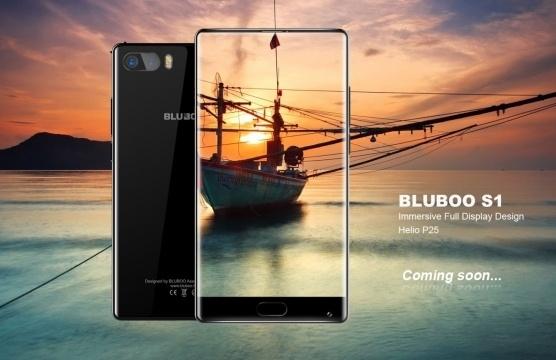 Безрамочный смартфон Bluboo S1 с SoC Helio P25 и 4 ГБ ОЗУ оценен в $150