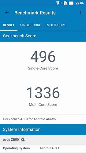 Обзор смартфона ASUS ZenFone Live - 59