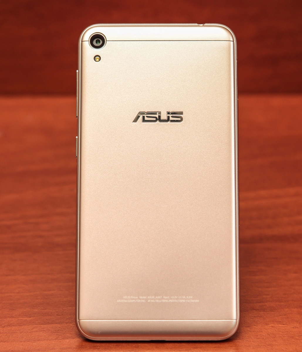 Обзор смартфона ASUS ZenFone Live - 8