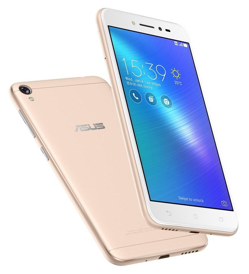 Обзор смартфона ASUS ZenFone Live - 1