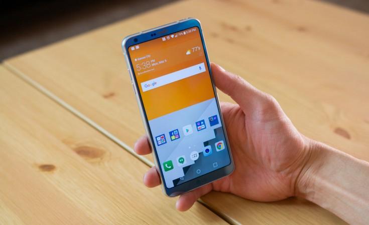 LG наделит поддержкой LG Pay большее количество смартфонов