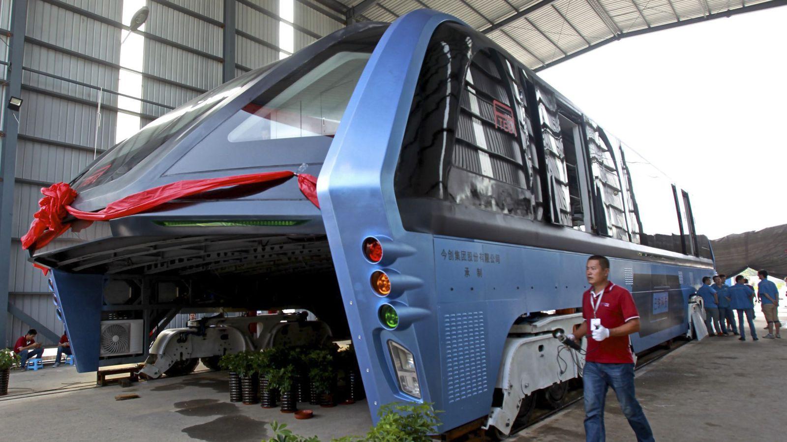 Проект двухэтажного рельсового автобуса из Китая оказался крупной финансовой аферой - 1