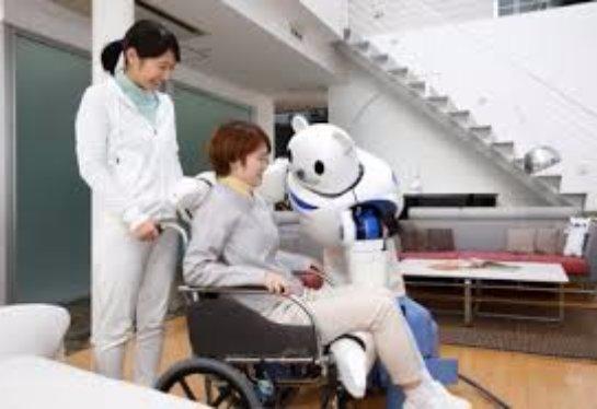 В США прошли испытания робота-помощника от Toyota