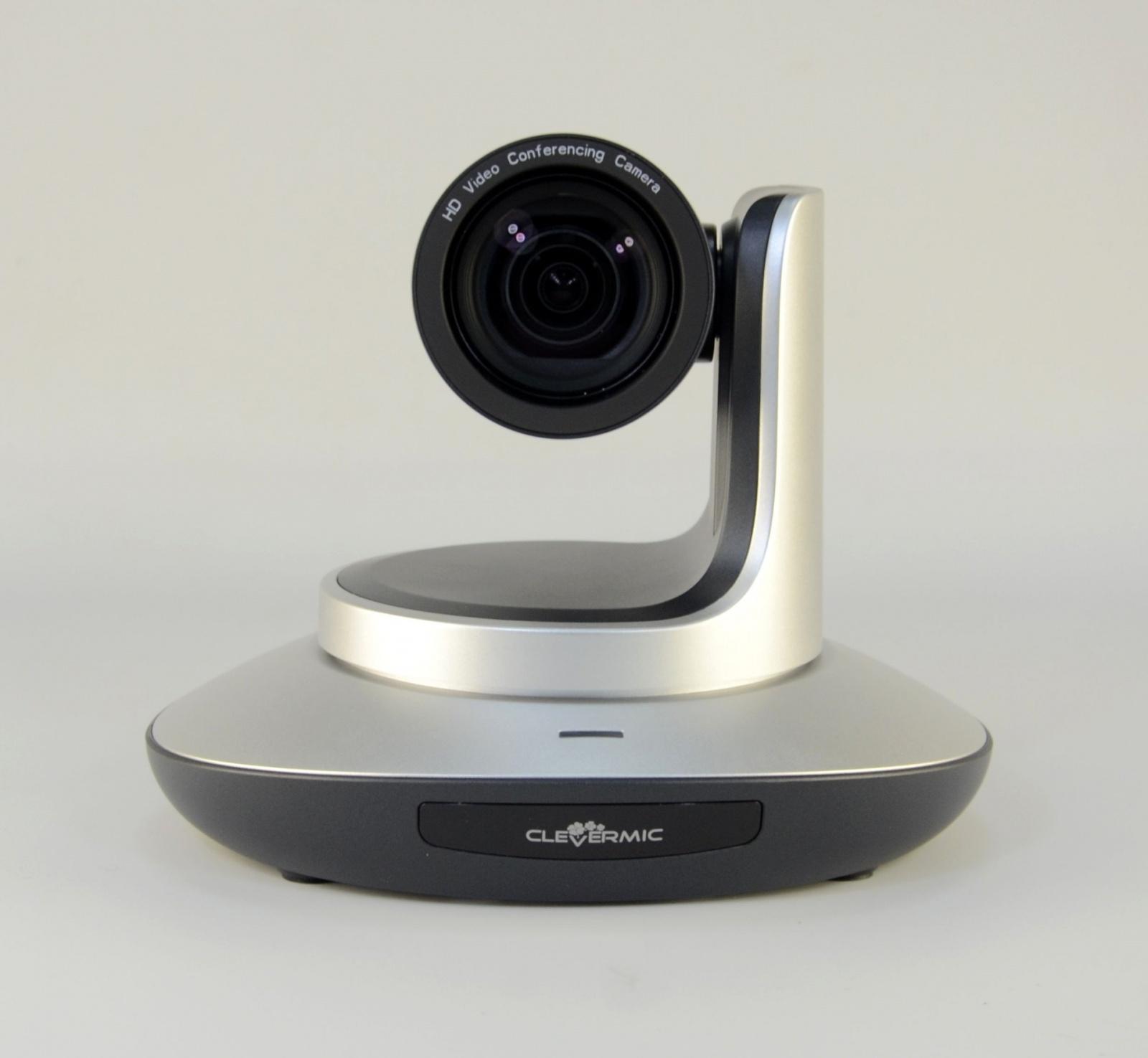 Видеообзор на PTZ-камеру Clevermic UNO - 1