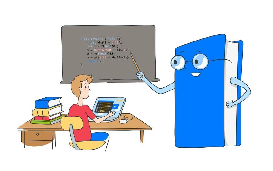 Как вырваться из чтения туториалов по программированию - 1