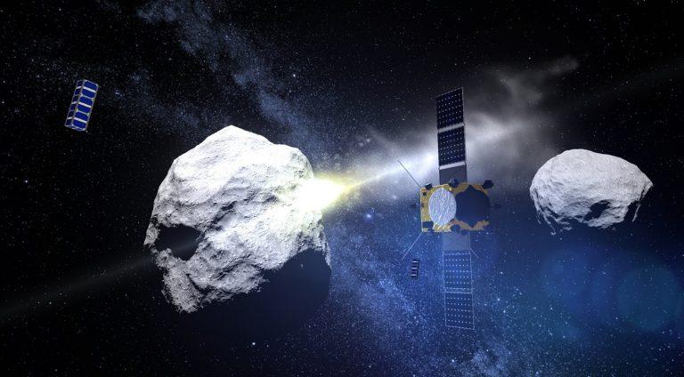 НАСА ударит по астероиду в октябре 2022 года для проверки планетарной обороны - 1