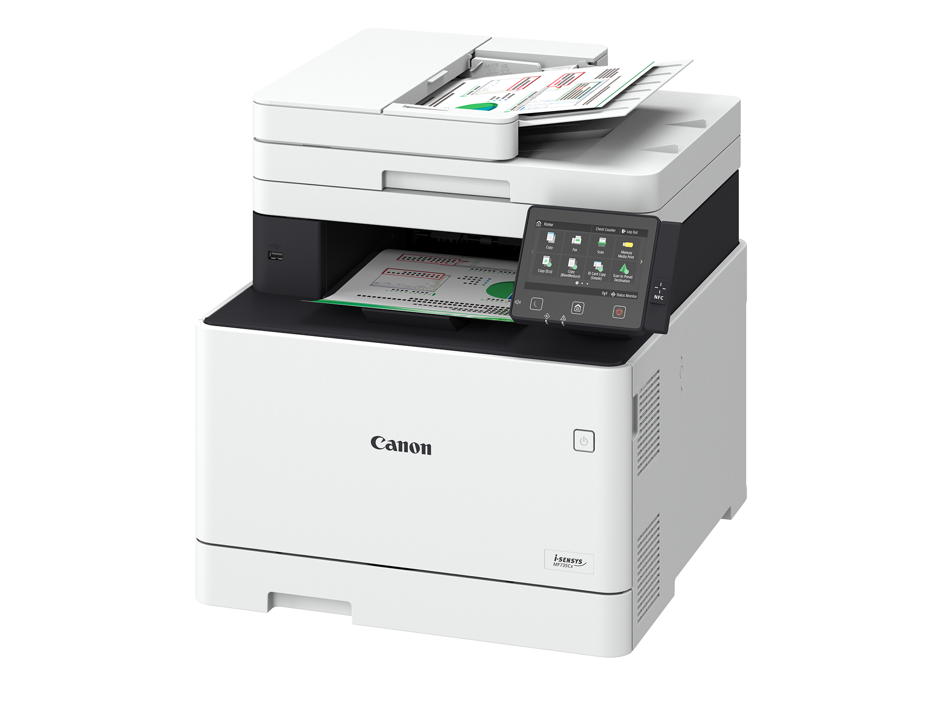От домашнего офиса до корпорации: новые лазерные устройства из линейки Canon i-SENSYS - 14