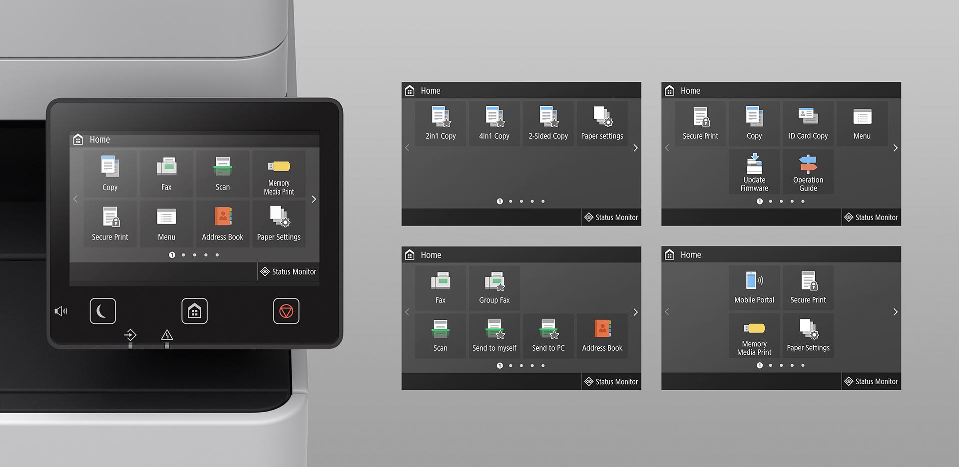 От домашнего офиса до корпорации: новые лазерные устройства из линейки Canon i-SENSYS - 6