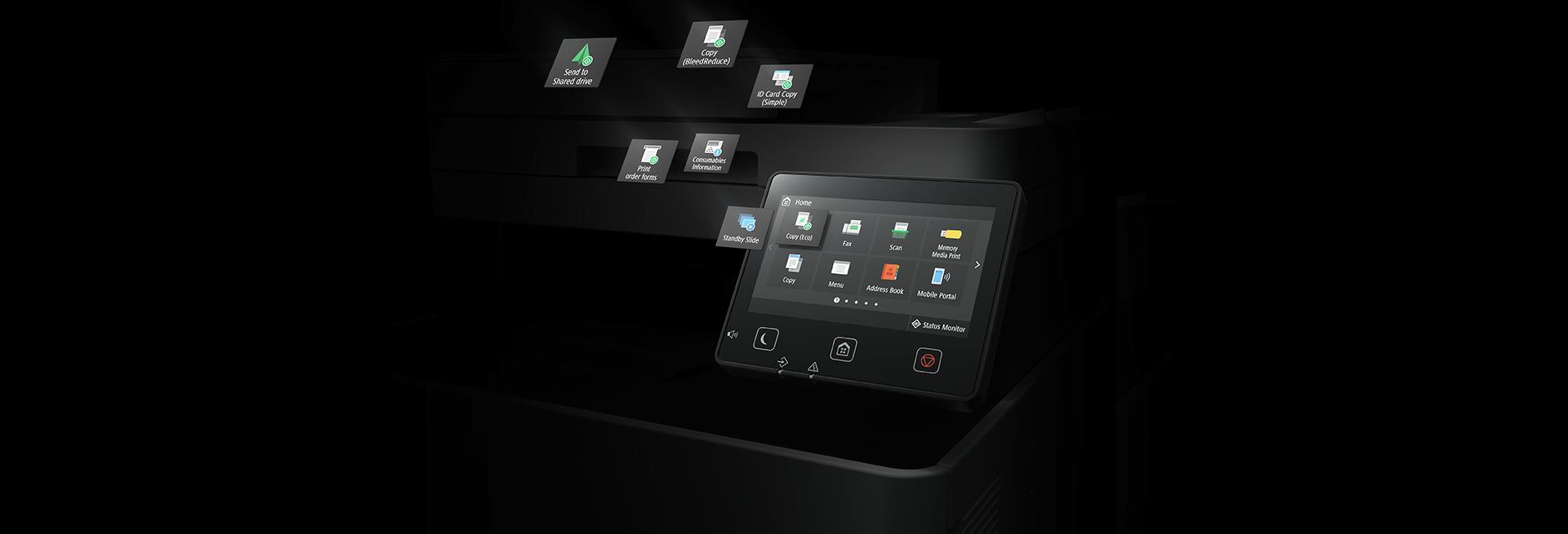 От домашнего офиса до корпорации: новые лазерные устройства из линейки Canon i-SENSYS - 1