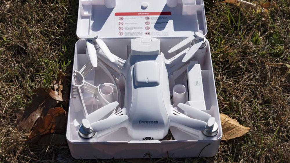 Селфи-дроны, которые взлетели в 2017 году - 25