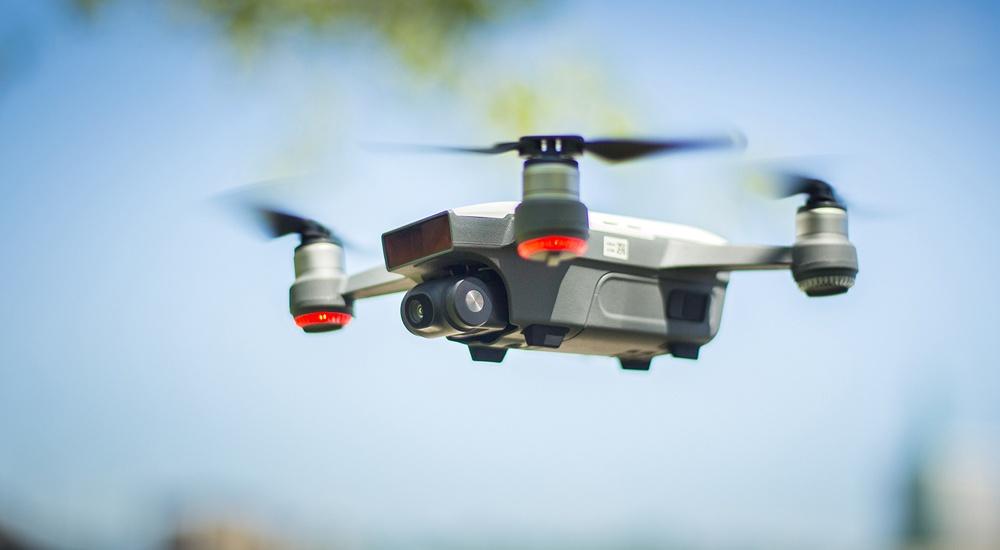 Селфи-дроны, которые взлетели в 2017 году - 9