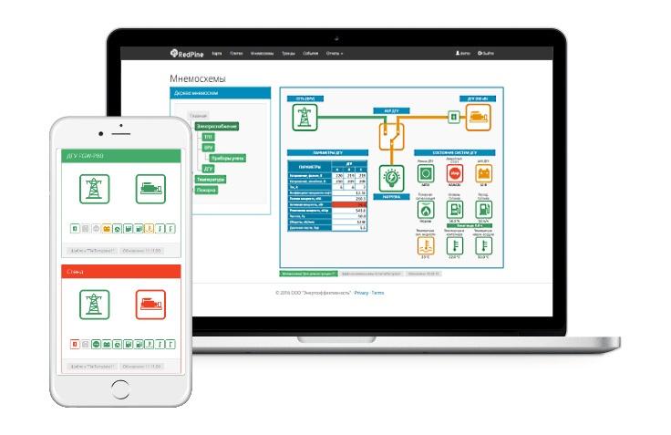 5 ключевых преимуществ систем мониторинга, диспетчеризации и управления RedPine - 5