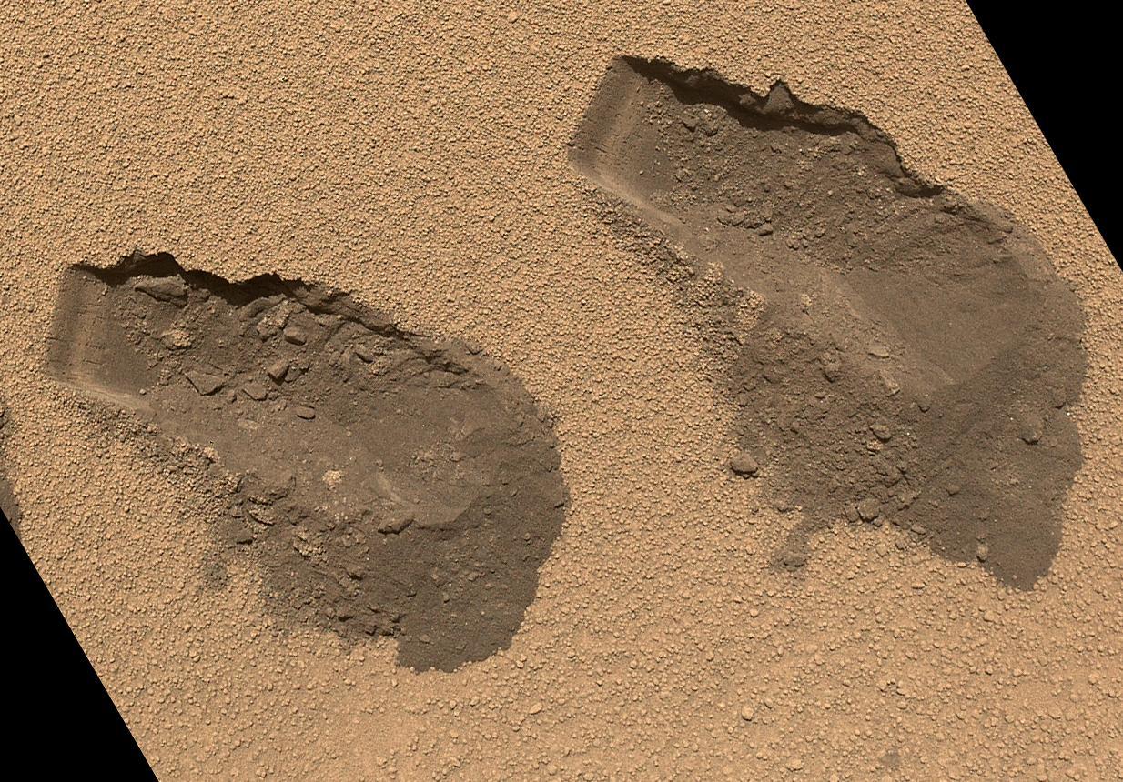 Астробиологи из Эдинбургского университета считают, что жизни на Марсе нет из-за токсичных химических соединений - 2