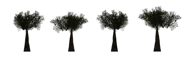 Как создать билборд-текстуру растительности в Unreal Engine 4 - 2