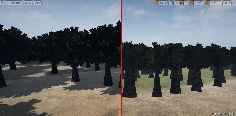 Как создать билборд-текстуру растительности в Unreal Engine 4 - 7