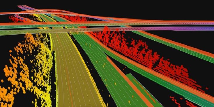 В марте компания TomTom завершила разработку карт HD Map, включающих все скоростные дороги США
