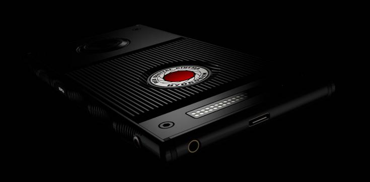 Red Digital Cinema выходит на рынок смартфонов