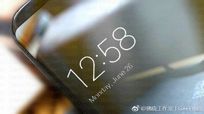 Опубликованы фотографии флагманского смартфона Xiaomi Chiron
