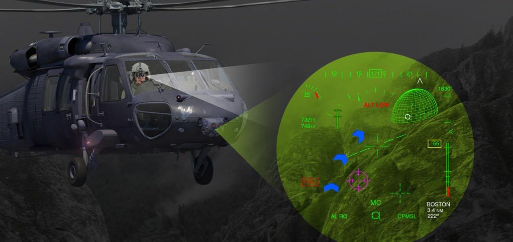 Война и мир. Дополненная реальность в прицелах и навигационных системах - 24