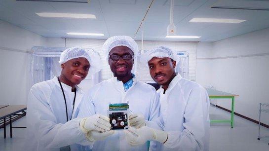 Был запущен первый космический спутник Республики Гана