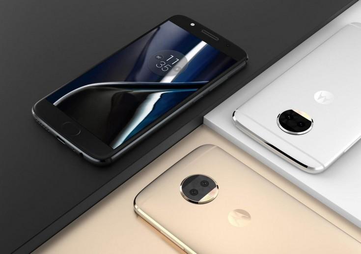 Смартфон Moto G5S Plus станет крупнее предшественника