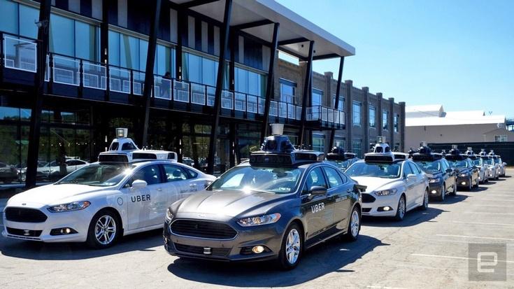 Судебные разбирательства между Uber и Waymo продолжаются