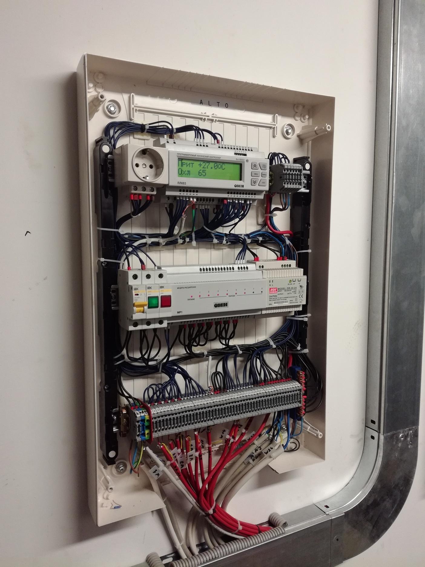 ПЛК от производителей Овен, Segnetics и Schneider Electric для HVAC - 3