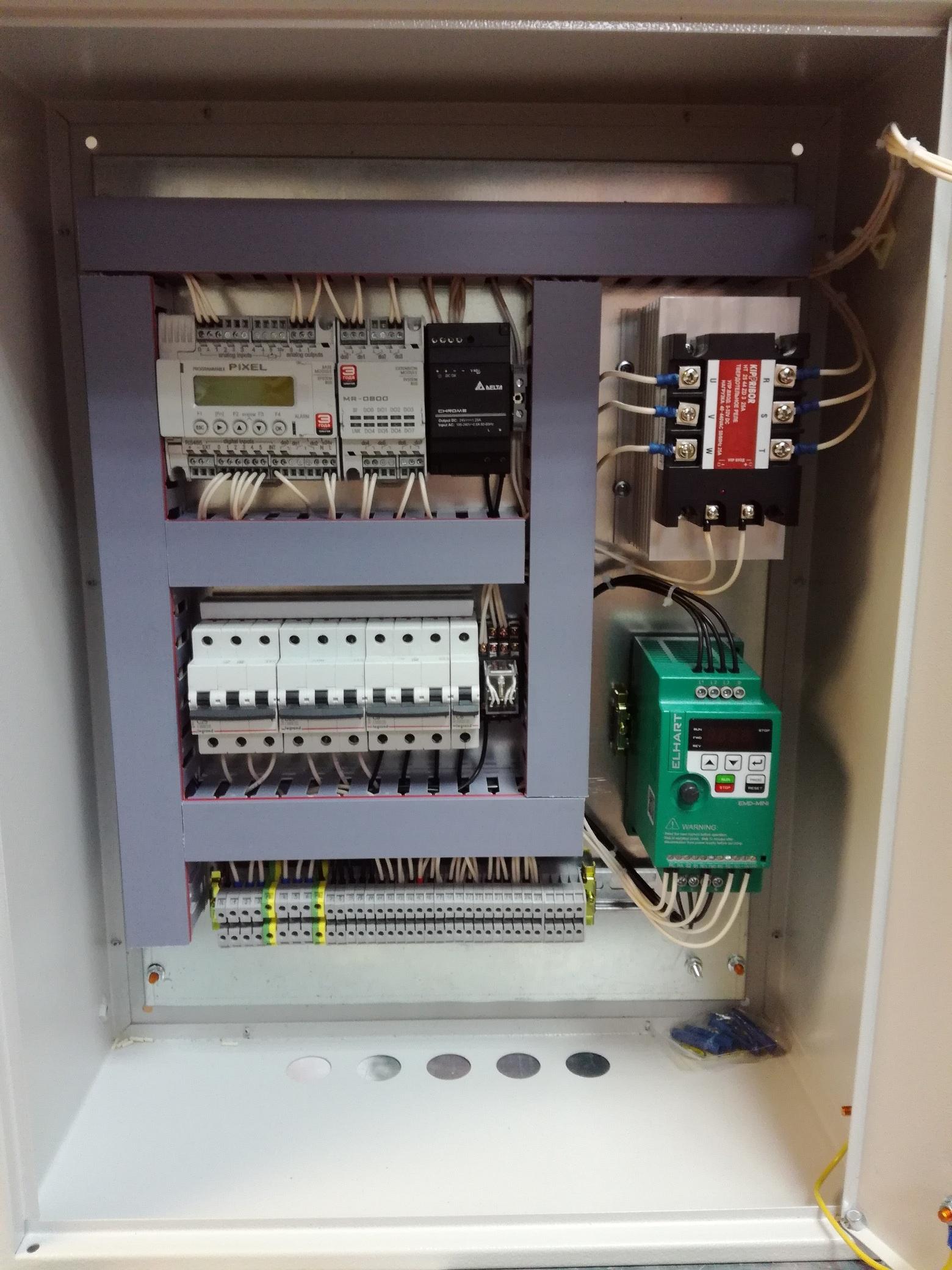 ПЛК от производителей Овен, Segnetics и Schneider Electric для HVAC - 6