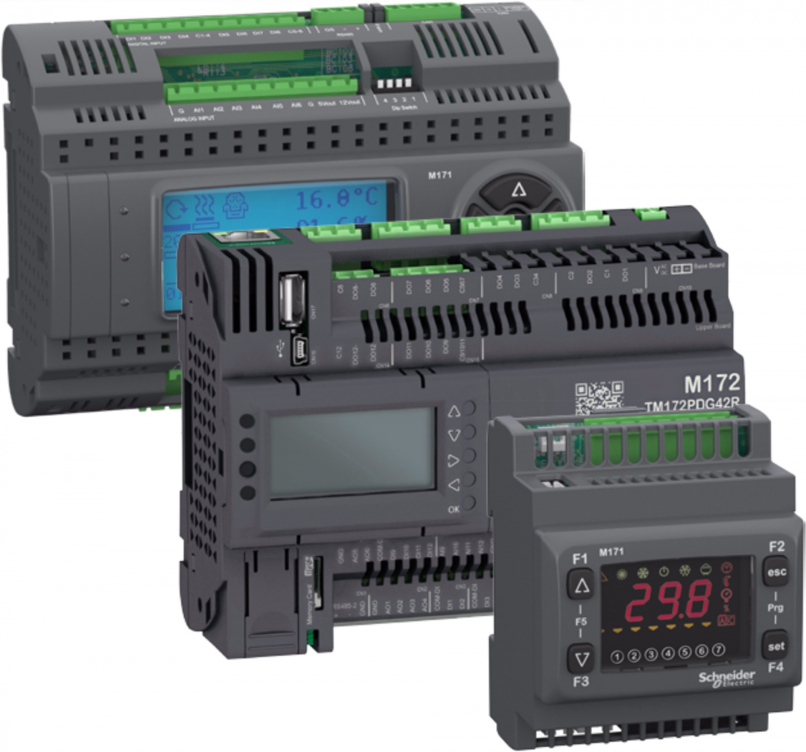 ПЛК от производителей Овен, Segnetics и Schneider Electric для HVAC - 8