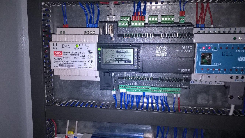 ПЛК от производителей Овен, Segnetics и Schneider Electric для HVAC - 9