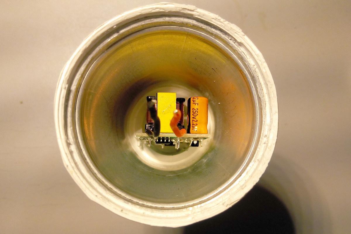 Секрет дешёвых светодиодных ламп - 3