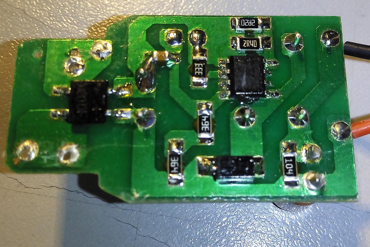 Секрет дешёвых светодиодных ламп - 6