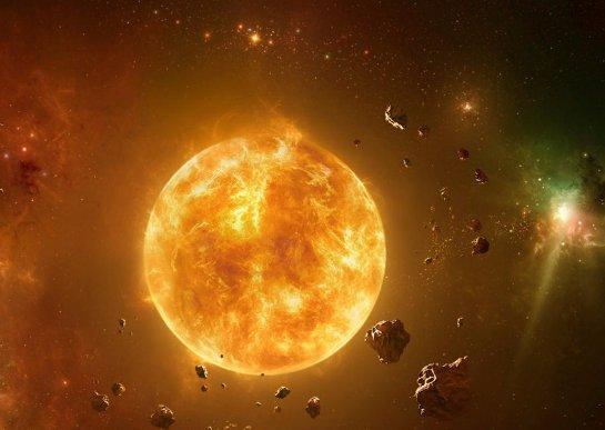 Ученые считают, что возле самого Солнца есть очень много не открытых звезд