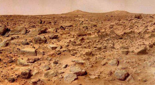 В грунте Марса есть вещества, которые смертельны для живых организмов
