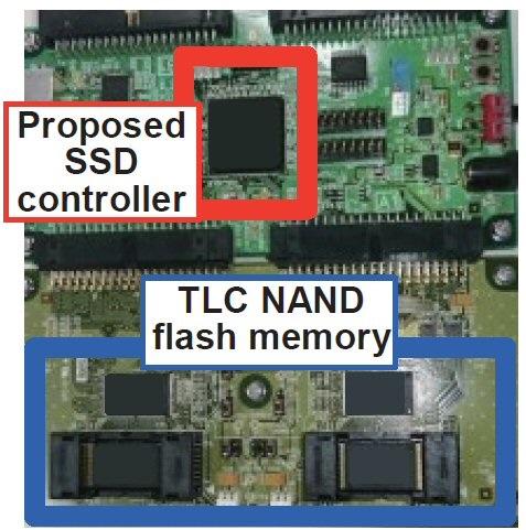 Сжатие данных и хранение в ячейке TLC меньше трех бит позволяют улучшить SSD