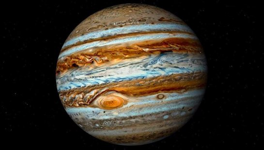Юпитер может занять место Солнца