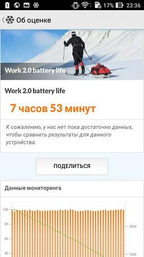 Обзор смартфона ZenFone Go TV - 48