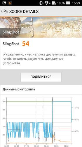 Обзор смартфона ZenFone Go TV - 50