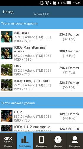 Обзор смартфона ZenFone Go TV - 54