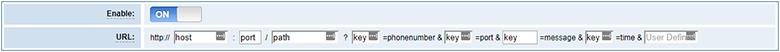 Отправка и приём SMS сообщений с помощью VoIP шлюзов OpenVox - 5