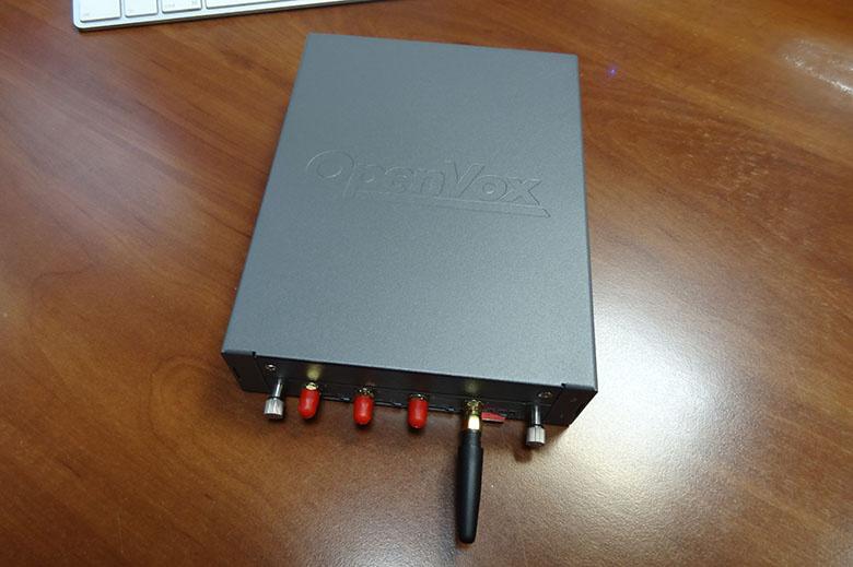 Отправка и приём SMS сообщений с помощью VoIP шлюзов OpenVox - 1