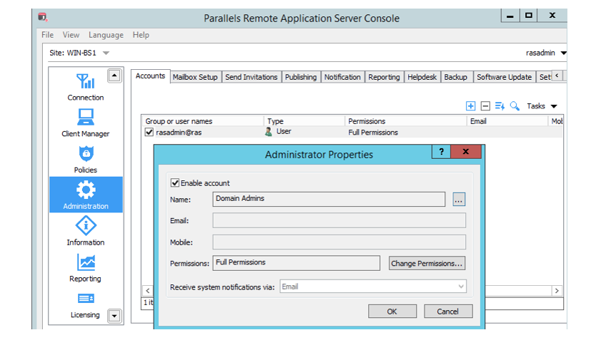 Parallels Remote Application Server v.16.0: новые фичи и функциональность - 11