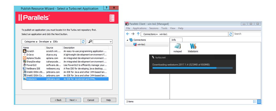 Parallels Remote Application Server v.16.0: новые фичи и функциональность - 2
