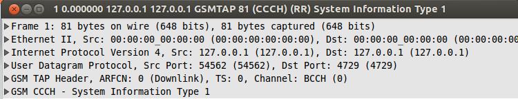 Анализ трафика GSM сетей в Wireshark - 3
