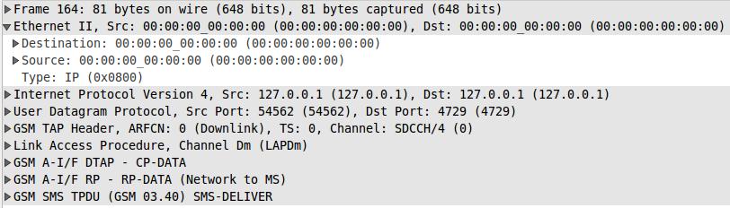 Анализ трафика GSM сетей в Wireshark - 4