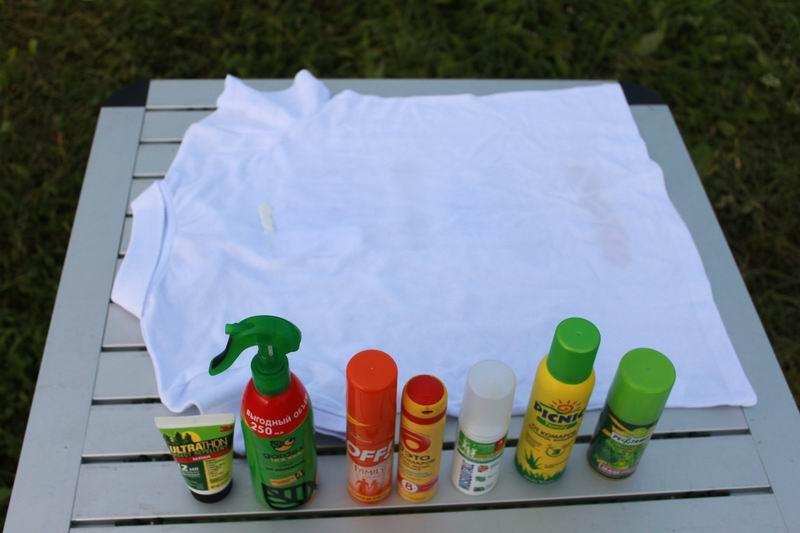 Как я боролся с комарами. Личный опыт и тесты на себе - 3