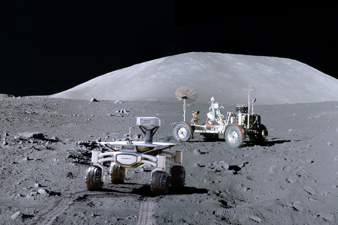 "Как заработать на Луне и ""Аполлоне""? - 1"