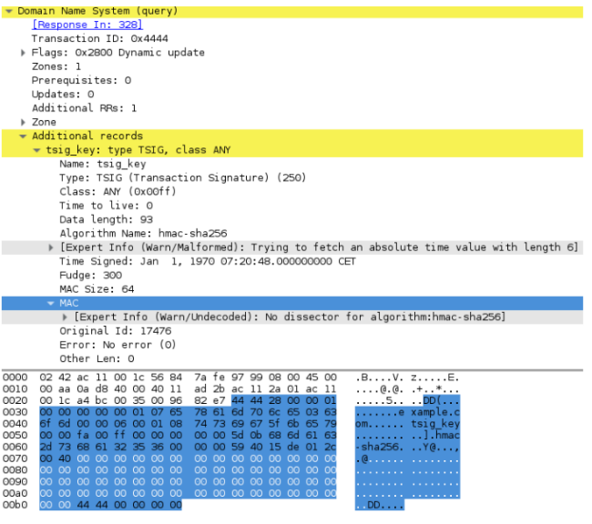 Критическая уязвимость механизма аутентификации BIND позволяет похищать и изменять DNS-записи серверов - 1